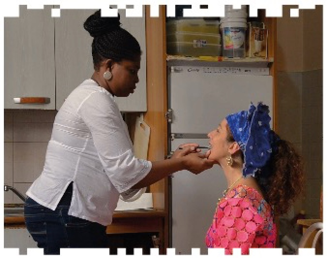 Words, Gestures, and Gazes: Women Tell about other Women