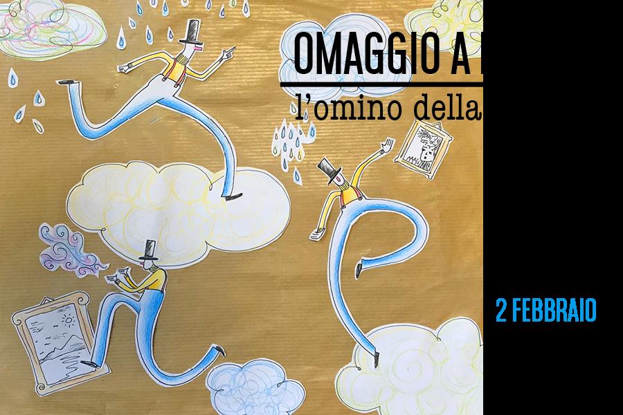 """Domenica 2 febbraio 2020 """"Omaggio a Rodari"""""""