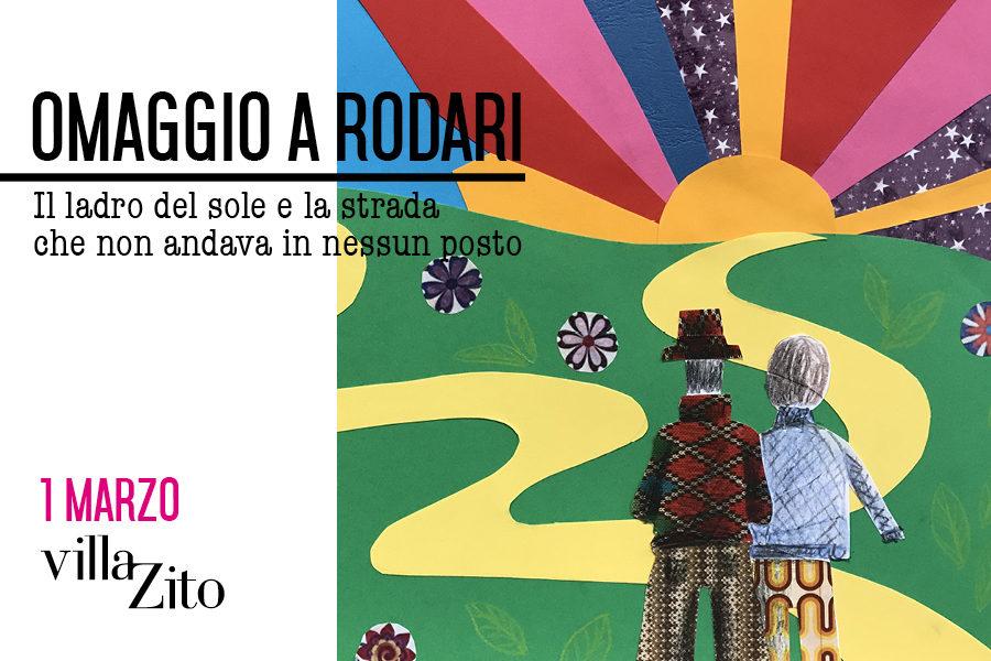"""Domenica 1 marzo 2020 """"Omaggio a Rodari"""""""