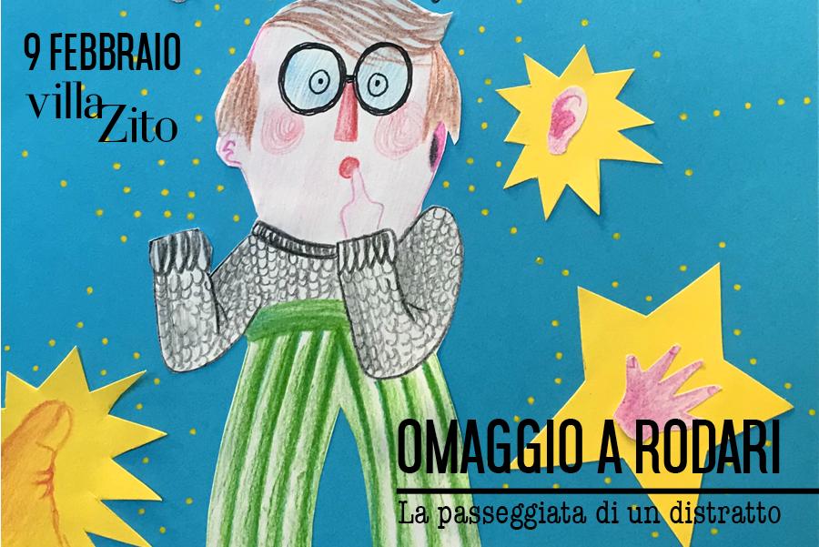 """Domenica 9 febbraio 2020 """"Omaggio a Rodari"""""""